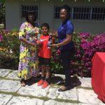 Khai Rees 12s Singles Winner