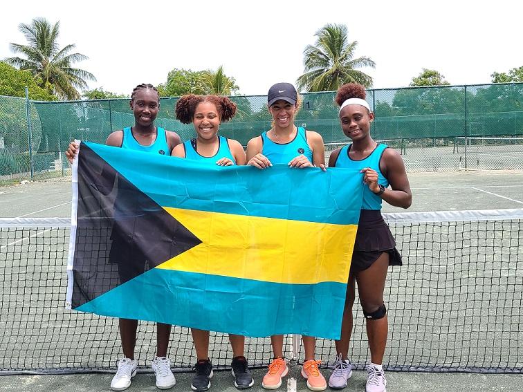 Billie Jean King Team #Bahamas