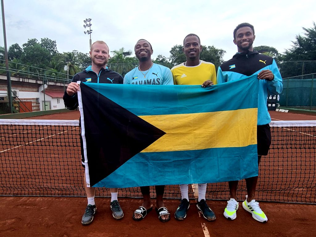 Bahamas Davis Cup Team 2021